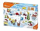 Mega Construx Mattel FFC88 - Ich einfach unverbesserlich 3' Adventskalender