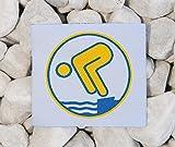 Jugenschwimmabzeichen in Gold