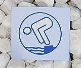 Jugenschwimmabzeichen in Silber