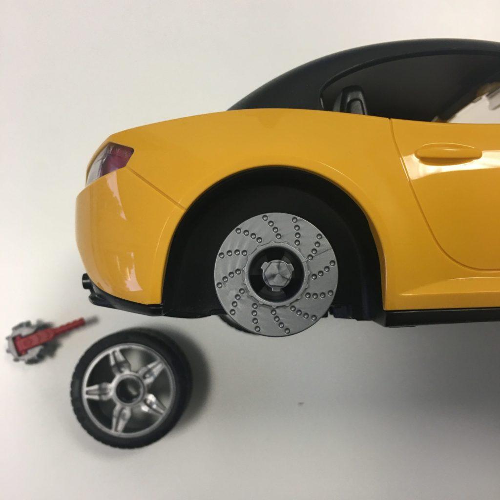 bworld PKW Werkstatt Roadster neuer Reifenc